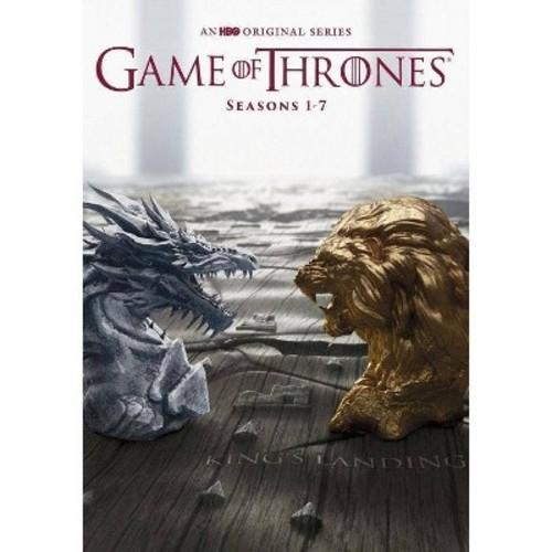 Game Of Thrones - Season 1-7 DVD