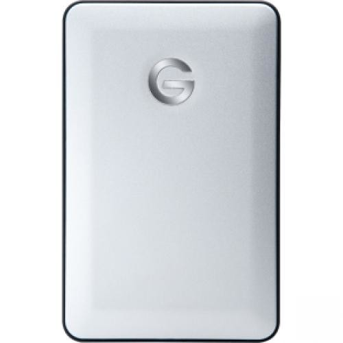 G-Tech G-DRIVE mobile USB GDRU3PA10001BDB - hard drive - 1 TB - USB 3.0