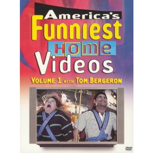 America's Funniest Home Videos, Vol. 1 [4 Discs]