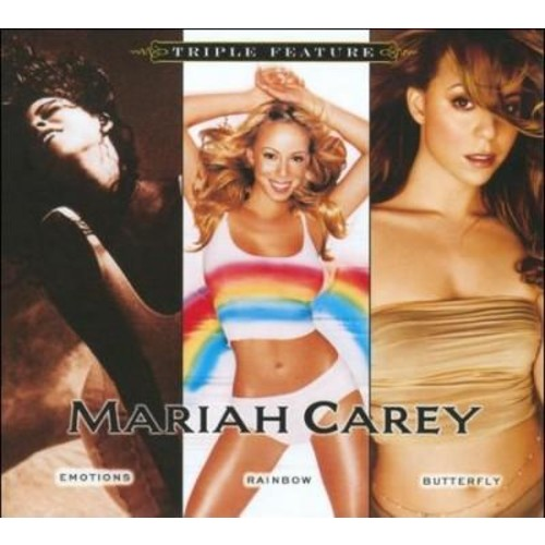 Mariah Carey - Triple Feature