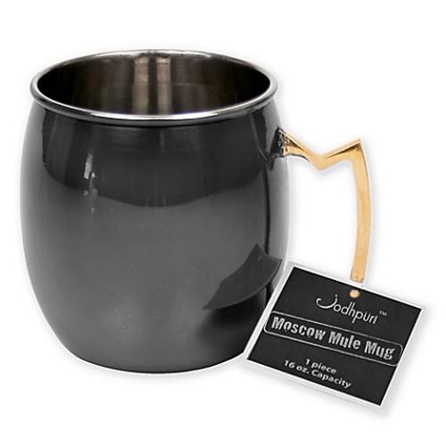 Moscow Mule Mug in Black