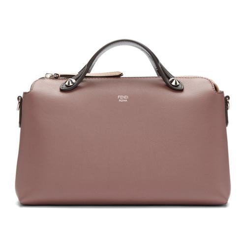 FENDI Pink Regular 'By The Way' Boston Bag