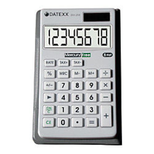 Datexx DH-250 Handheld Calculator