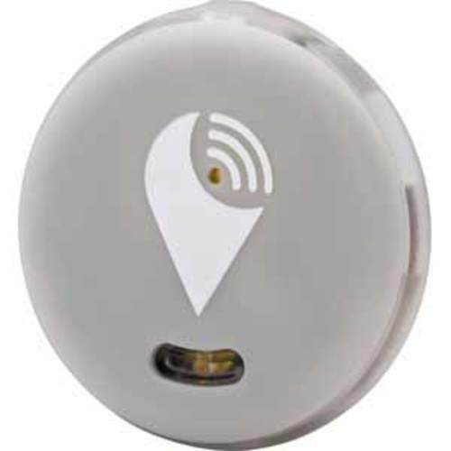 TrackR pixel Bluetooth Item Tracker - Grey