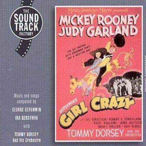 Girl Crazy [Original Motion Picture Soundtrack] [CD]