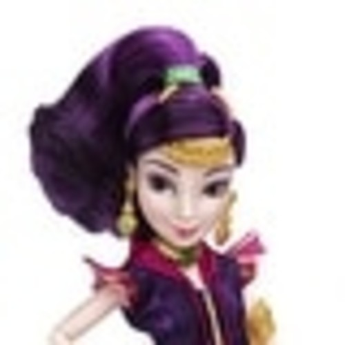 Disney Descendants Villain Genie Chic Doll: Mal