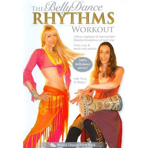 The Bellydance Rhythms Workout [DVD] [2008]