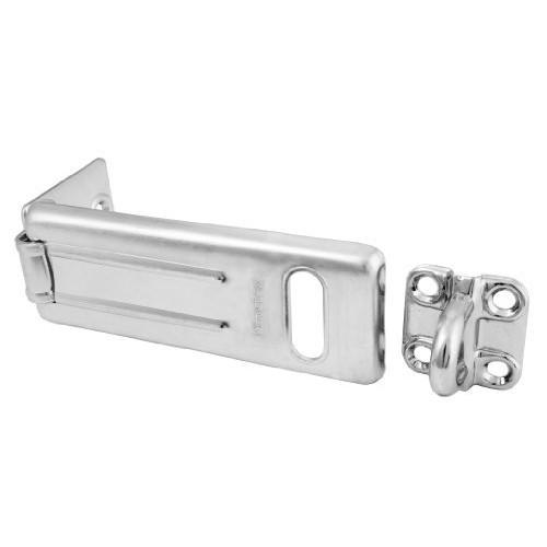 Master Lock 704DPF 4-1/2-Inch Security Hasp [4-1/2