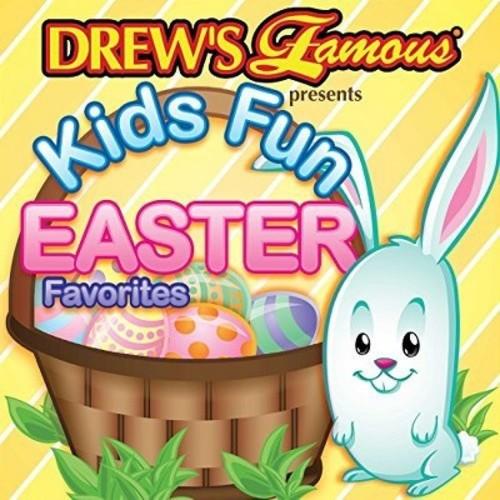 Drew's Famous - Kids Fun Easter Favorites (CD)