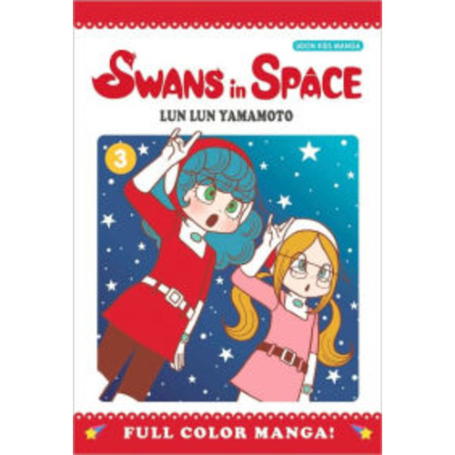Swans in Space, Volume 3