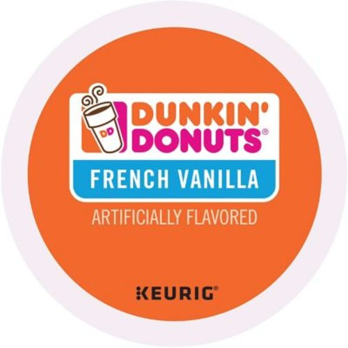 Keurig K-Cup Dunkin Donuts French Vanilla Coffee, 96 Count