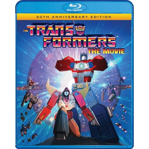 The Transformers: The Movie [30th Anniversary Edition] [Blu-ray] [1986]