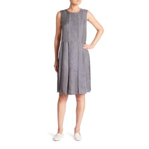 MAX MARA Dotto Silk Printed Dress