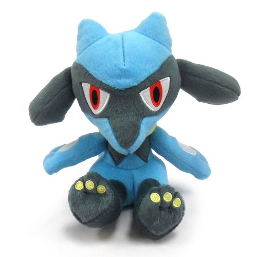 Pokmon Small Riolu Plush