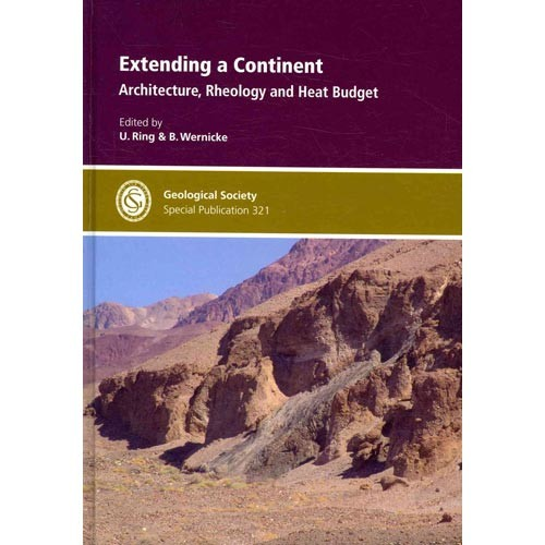 Extending a Continent: Architecture, Rheology and Heat Budget