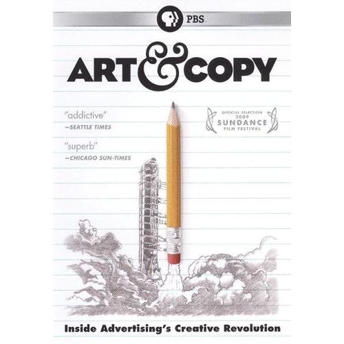 Art & Copy [DVD] [2008]