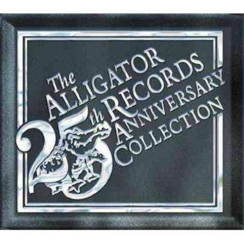 Various Artists - The Alligator Records 25th Anniversary Collection (CD)