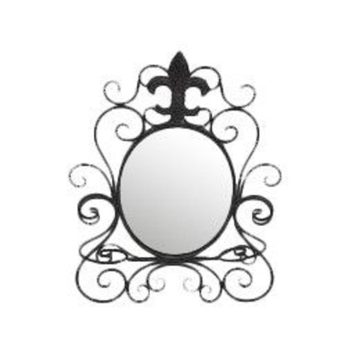Cheungs Metal Table Mirror