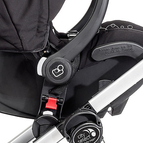 Baby Jogger City Select/Versa Single Stroller Multi-Model Car Seat Adaptor
