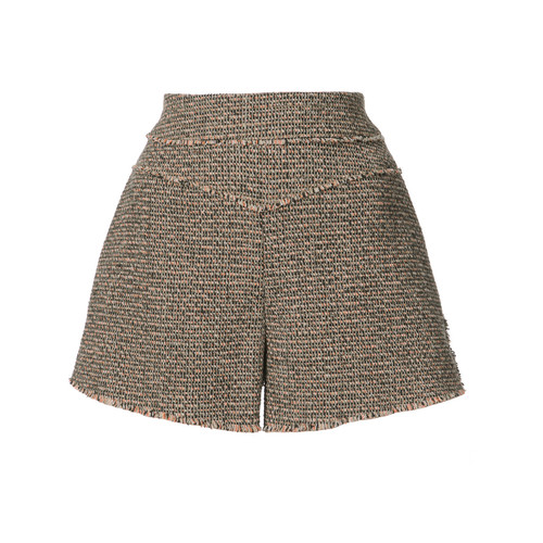 CHLOÉ Raw-Edged Shorts