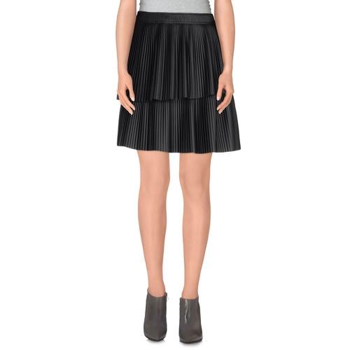 SUNCOO Knee Length Skirt