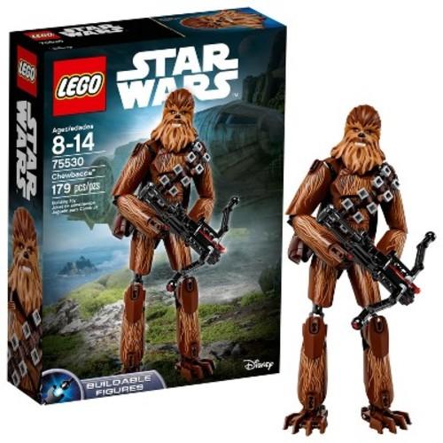 LEGO Constraction Star Wars The Last Jedi Chewbacca 75530