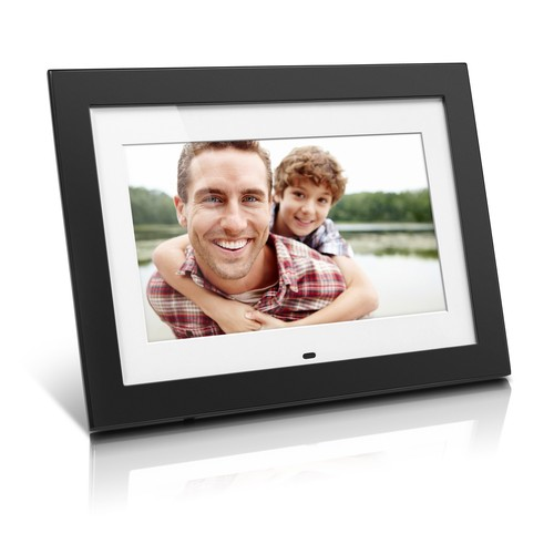 Aluratek 10 Inch Digital Photo Frame with 4GB Memory