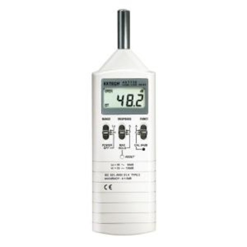 Extech Instruments Type 2 Sound Level Meter with Calibration Check