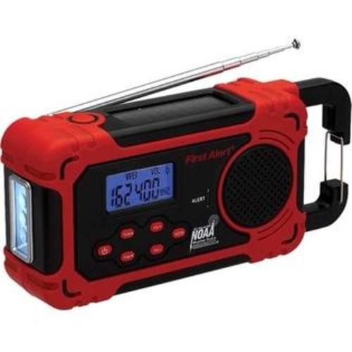 First Alert Spectra First Alert AM/FM Weather Band 4-Way Power Radio