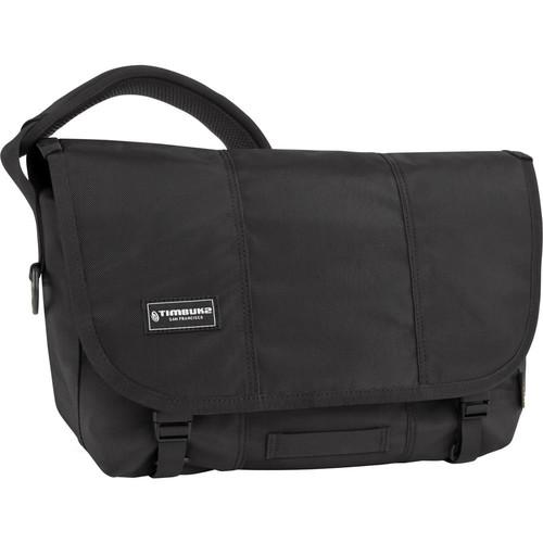 Classic Messenger Bag (Small, Black)