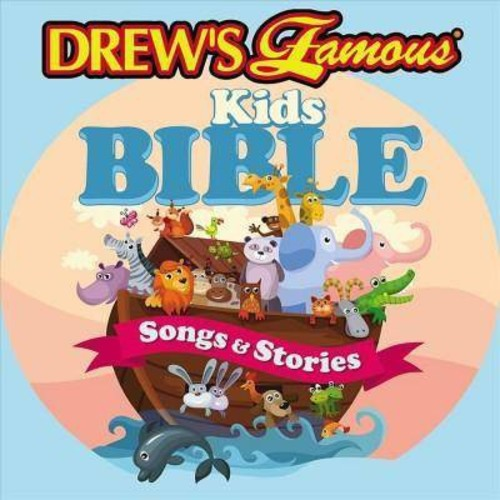 Hit Crew - Drew's Famous Kids Bible Songs & Stor (CD)