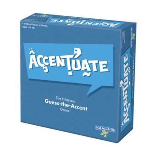 PlayMonster Accentuate Game