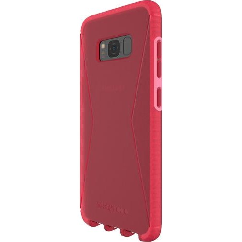 Tech21 - Evo Tactical Case for Samsung Galaxy S8 - Red