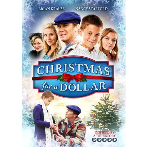 Christmas for a Dollar [DVD] [2013]