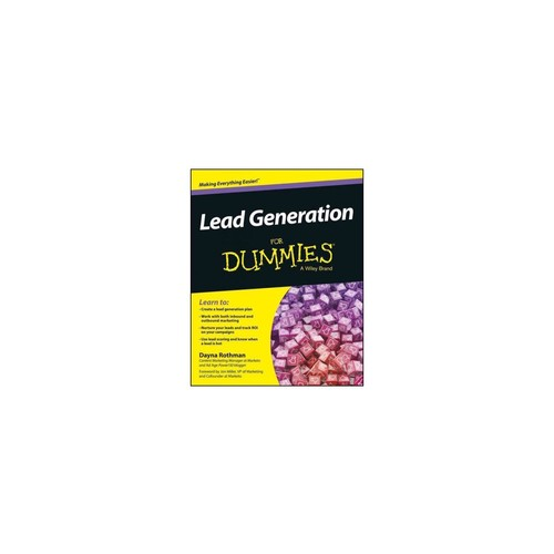 Lead Generation for Dummies For Dummies