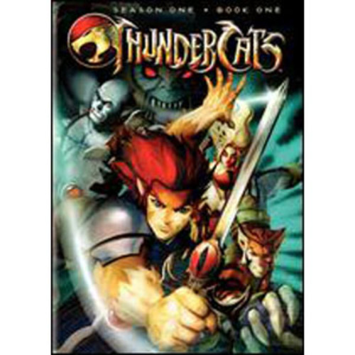 Thundercats: Season One - Book One [2 Discs]