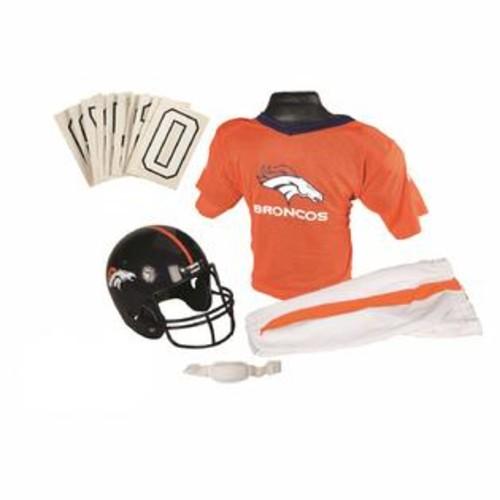 Franklin Sports 15701F18P1Z NFL BRONCOS Medium Uniform Set