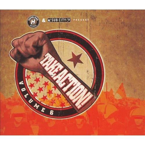 Take Action!, Vol. 6 [CD]