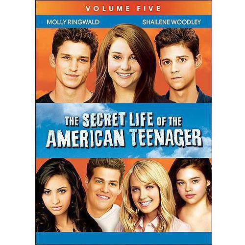Buena Vista Secret Life Of The American Teenager-v05 [dvd/3 Disc/ws/sp-fr-sub]