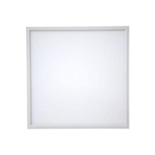 QIAYA 2 ft. x 2 ft. White LED Edge-Lit Flat Panel Dimmable Flushmount (Set of 2)