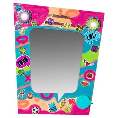Educational Insights IllumiCraft Light-Up! Wall Mirror