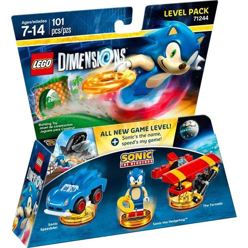 LEGO Dimensions - Sonic the Hedgehog Level Pack