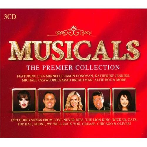 Musicals: The Premier Collection [CD]