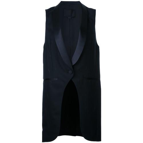 ALEXANDER WANG Shawl Collar Waistcoat