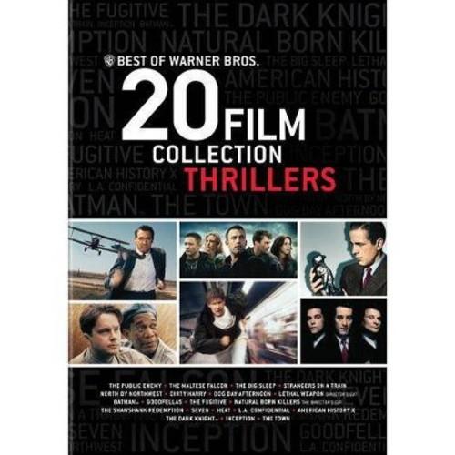 Best of Warner Bros-20 Film Collection Thrillers