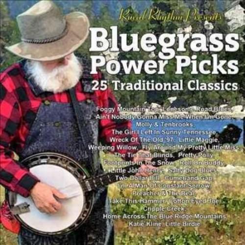 Various - Bluegrass Power Picks: 25 Traditional Classics