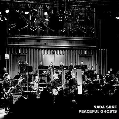Nada Surf - Peaceful Ghosts (CD)