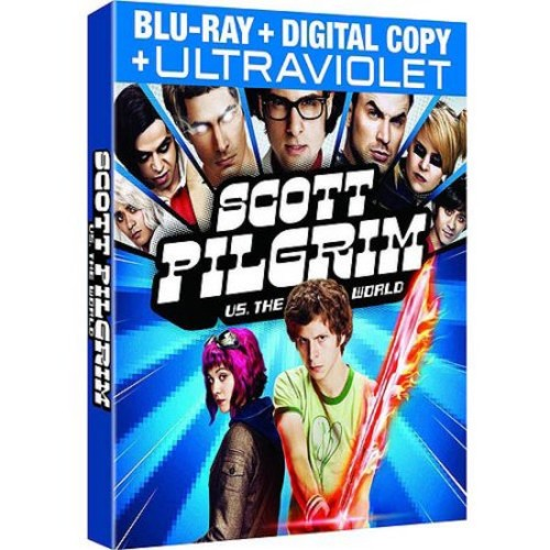 Scott Pilgrim Vs. The World (Blu-ray + Digital Copy)