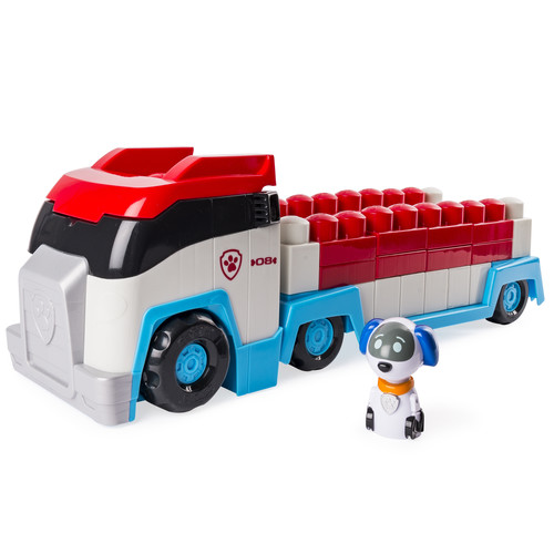 Paw Patrol IONIX Jr. ler with Robo Dog