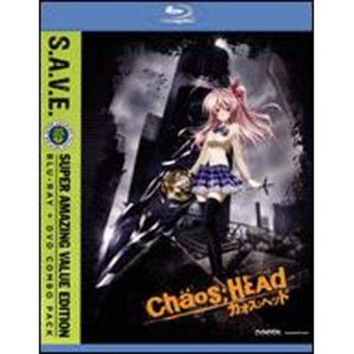 Chaos;HEad: The Complete Series [S.A.V.E.] [4 Discs] [Blu-ray/DVD]